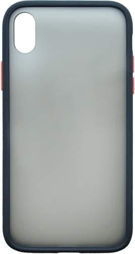 Mobilnet TPU pouzdro pro Apple iPhone Xr, černá