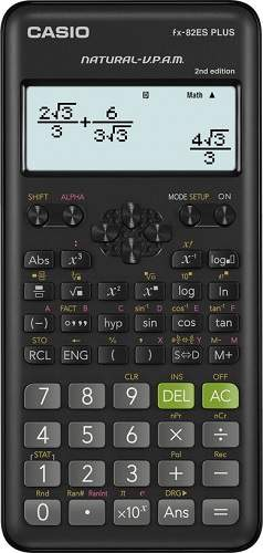 Casio FX-82ES Plus 2E