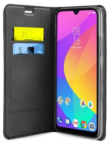SBS knížkové pouzdro pro Xiaomi Mi Note 10 Lite, černá