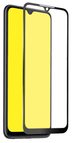 SBS Full Cover tvrzené sklo pro Huawei P Smart 2020, černá