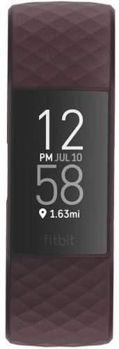 Fitbit Charge 4 vínový