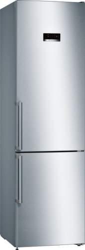 BOSCH KGN393IEP, nerezová kombinovaná chladnička
