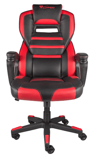 Genesis Nitro 350 černo-červené