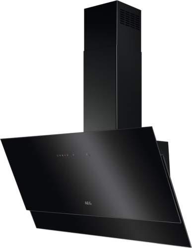 AEG DVE5971HB, černý komínový odsavač par