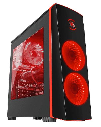 Genesis Titan 700 červená