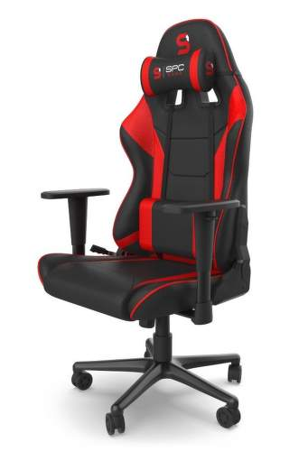 SPC Gear SR300F V2 červeno-černé