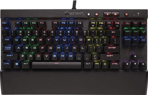 Corsair K65 RGB RapidFire černá