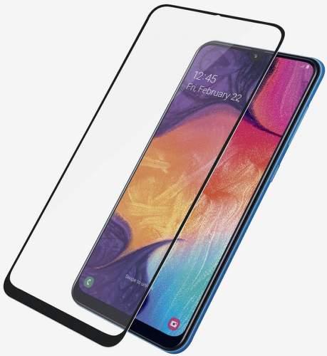 PanzerGlass tvrzené sklo pro Samsung Galaxy A50/A30, černá