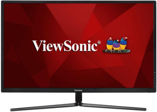 ViewSonic VX3211-4K-MHD černý