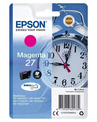 Epson 27 Magenta