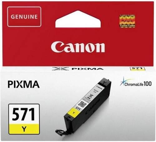 Canon CLI-571 Yellow