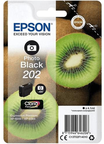 Epson 202 fotočerná