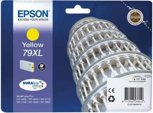 Epson 79XL Yellow