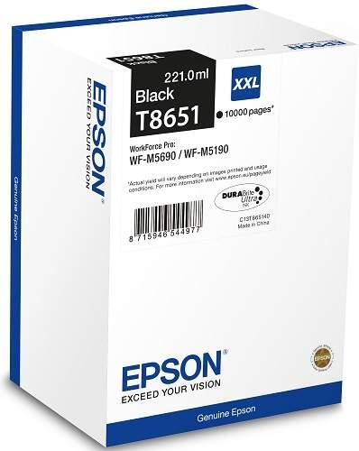 Epson T8651XL Black