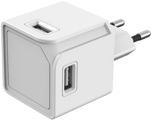 PowerCube Original 4x USB, bílá