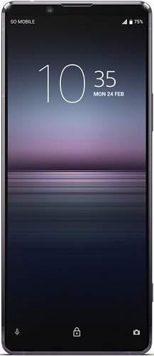 Sony Xperia 1 II 256 GB fialový