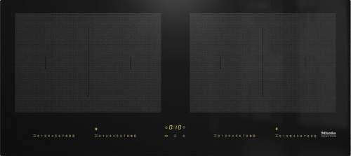 MIELE KM7684 FL, černá indukční varná deska