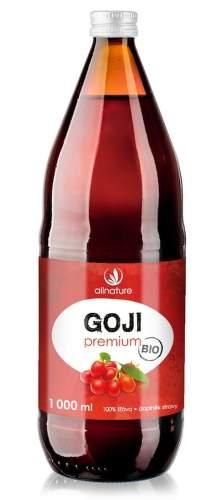 Allnature Goji - Kustovnica čínska Premium BIO
