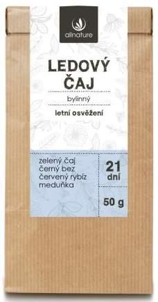 Allnature Ledový bylinný čaj 50 g