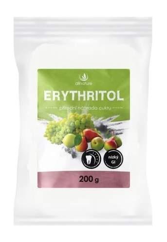 Allnature Erythritol sladidlo .0