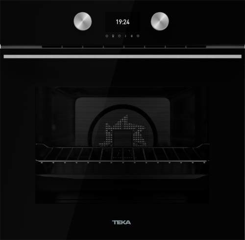 TEKA HLB 8600 BK, černá vestavná trouba