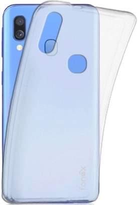 Fonex TPU pouzdro pro Samsung Galaxy A40, transparentní