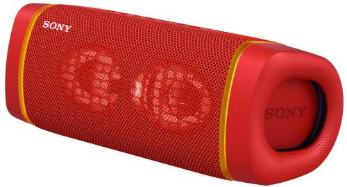 Sony SRS-XB33 červený