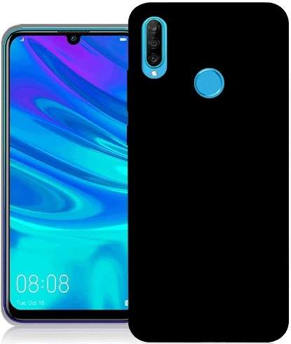 Fonex TPU pouzdro pro Huawei P30 Lite, černá