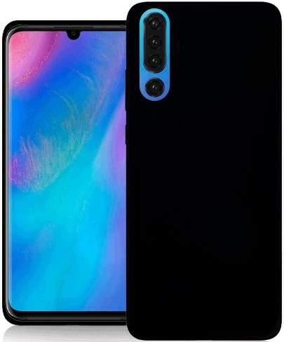 Fonex TPU pouzdro pro Huawei P30 Pro, černá