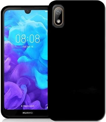 Fonex TPU pouzdro pro Huawei Y5 2019, černá