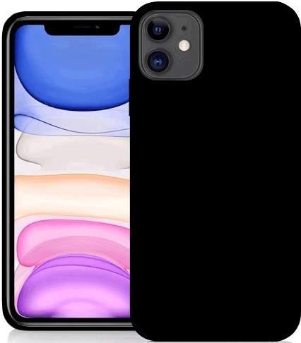 Fonex TPU pouzdro pro Apple iPhone SE 2020/8/7, černá