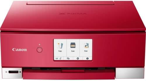 Canon PIXMA TS8352 červená