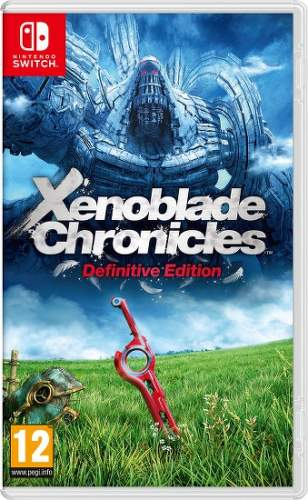 Xenoblade Chronicles (Definitive Edition) - Nintendo Switch hra