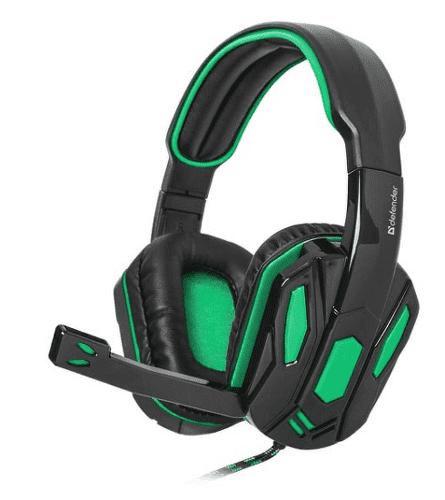 Defender Warhead G-275 černo-zelený