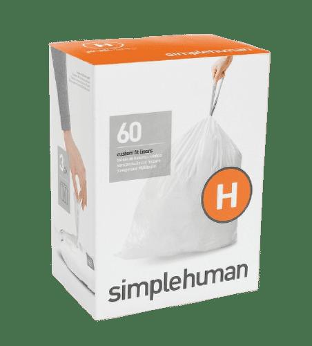 Simplehuman CW0258 sáčky na odpad