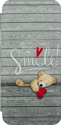 Winner Evolution Teddy knižkové puzdro pre Xiaomi Redmi Note 9
