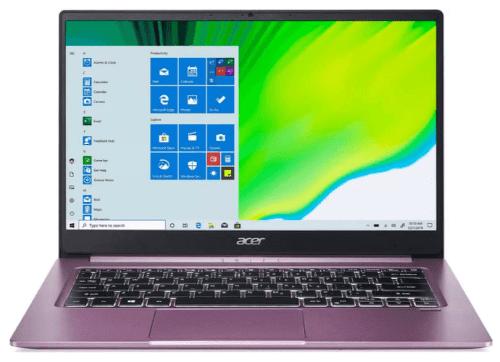 Acer Swift 3 NX.HULEC.006 fialový