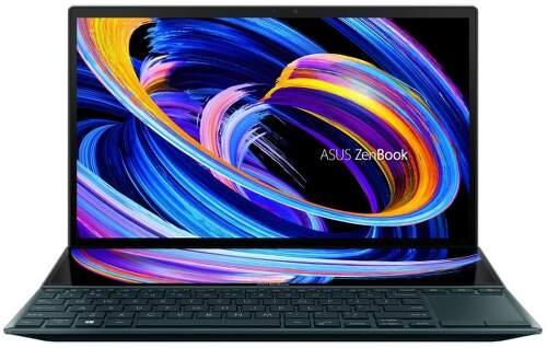 ASUS ZenBook Duo 14 UX482EA-HY121T modrý