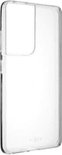 Fixed TPU pouzdro pro Samsung Galaxy S21 Ultra transparentní