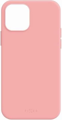 Fixed MagFlow pouzdro s podporou MagSafe pro Apple iPhone 12 mini růžová