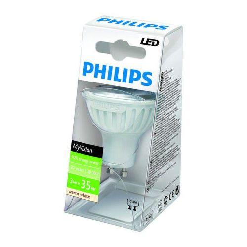 PHILIPS MyVis 3W GU10 WW 230V 25D