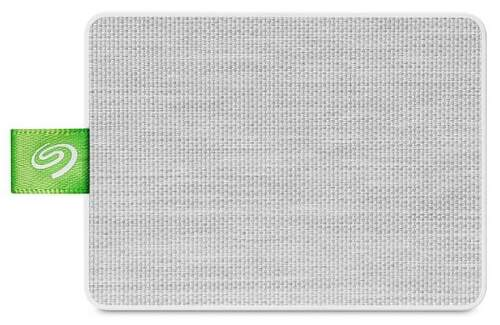 Seagate Ultra Touch SSD 500 GB bílý