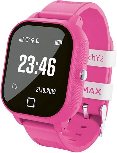 Lamax Watch Y2 růžová