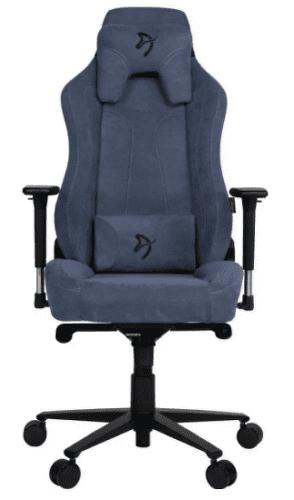 Arozzi Vernazza Soft Fabric modré