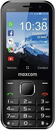 Maxcom MK281 černý