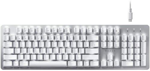 Razer Pro Type US bílá