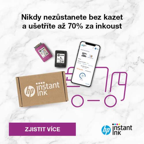 HP Instant Ink - tiskněte bez starostí