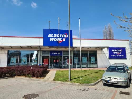 Pardubice II (Kaufland) (dříve prodejna K+B Expert)