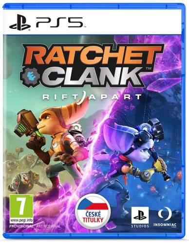 Ratchet & Clank: Rift Apart - PS5 hra