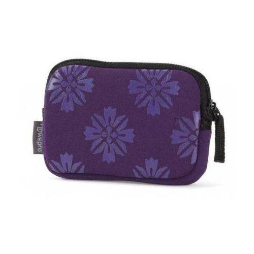 LOWEPRO MELBOURNE 10 purple flower